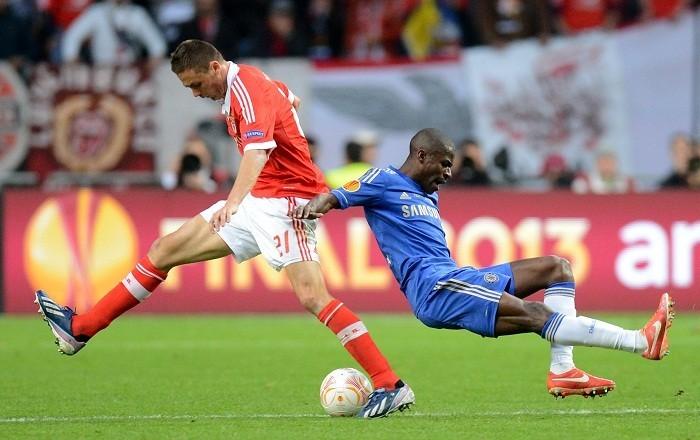 Nemanja Matic Benfica Ramires Chelsea