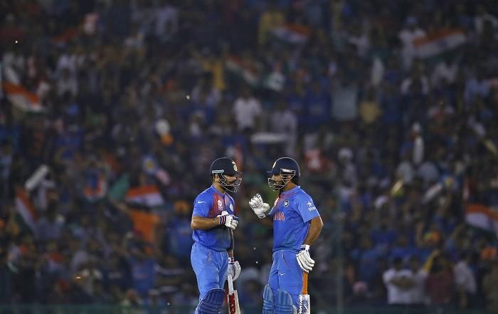 Virat Kohli, MS Dhoni, India, cricket, captain