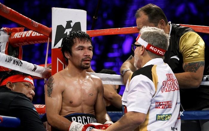 Manny Pacquiao, Twitter, Pacquiao vs Khan, Amir Khan, Boxing