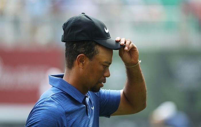 Tiger Woods, DUI, arrest, Florida police, injury