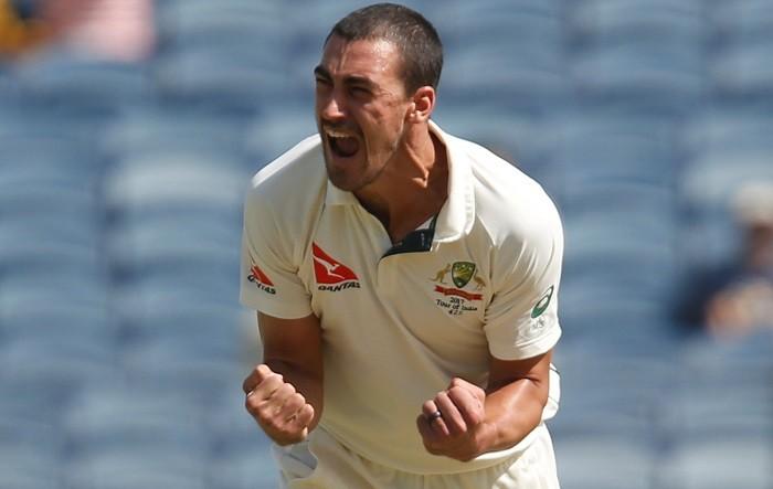 Mitchell Starc, Australia, India, second Test, Bengaluru