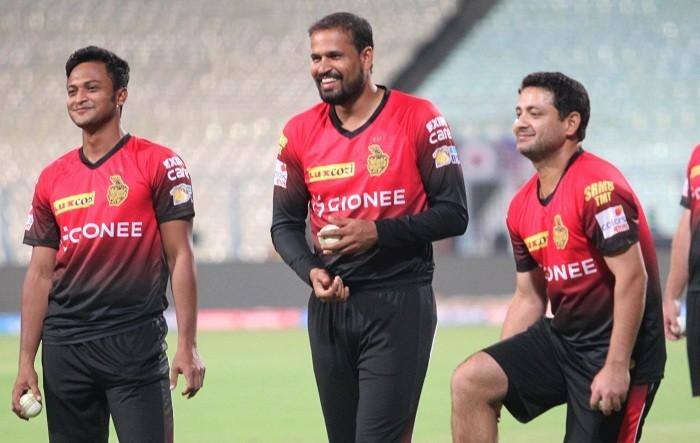 Kolkata Knight Riders, Shakib AL Hasan, KKR, IPL 2017