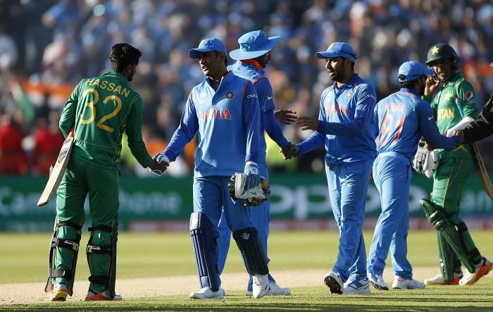 India, Pakistan, MS Dhoni, Hasan Ali, CT 2017 final
