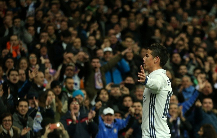 James Rodriguez, Real Madrid, Barcelona, Atletico Madrid, Messi, Ronaldo, La Liga
