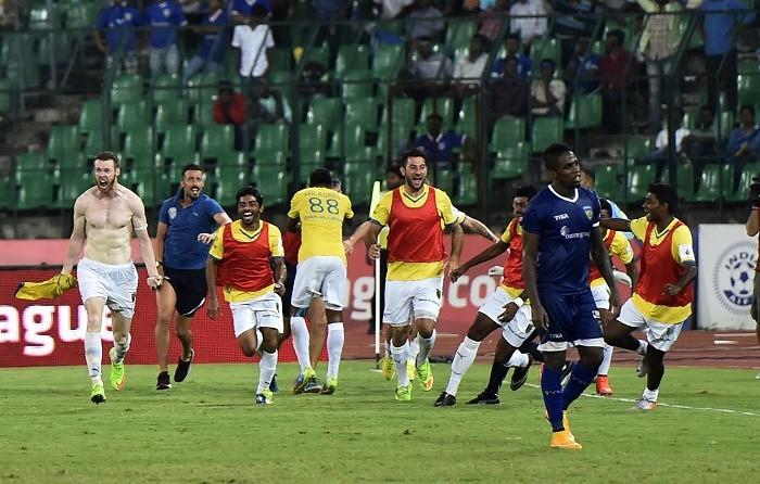 Kerala Blasters Stephen Pearson Chennaiyin FC