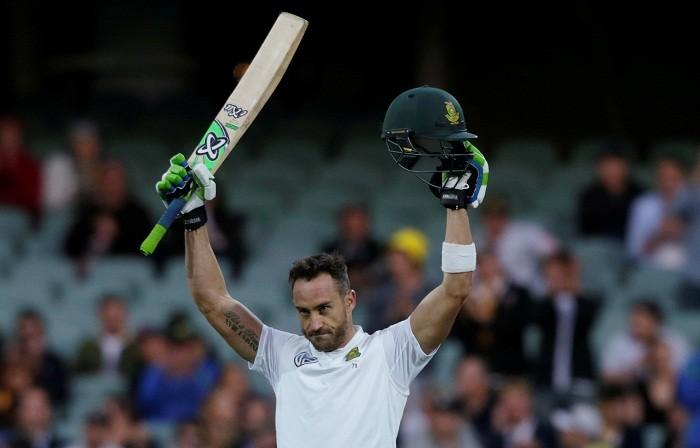 Faf du Plessis, AB de Villers, South Africa vs Sri Lanka test series, 1st test match.