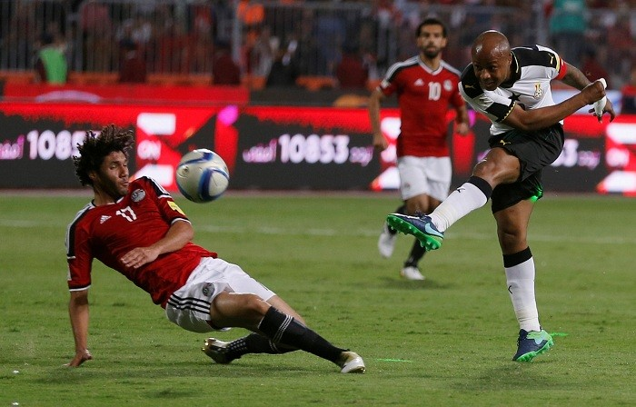 Ghana football, Andre Ayew, Africa Cup of Nations, Afcon 2017, Ghana vs Cameroon