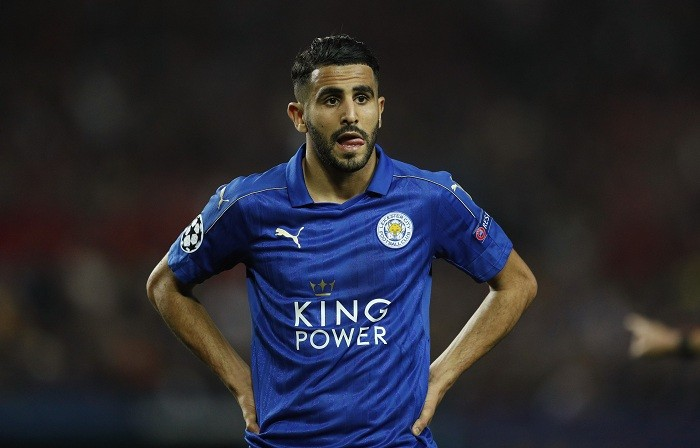Riyad Mahrez, Riyad Mahrez Manchester United, Transfer news
