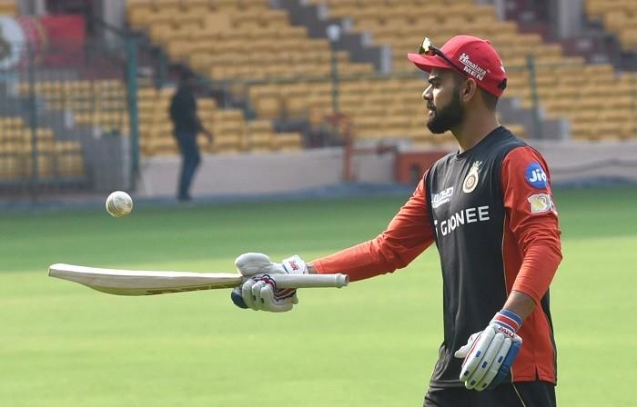 Virat Kohli, injury, RCB, SRH, IPL 2017