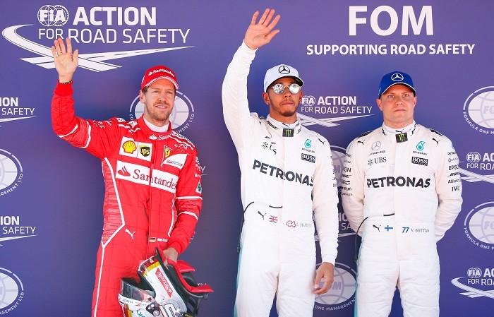 Sebastian Vettel, Lewis Hamilton, Valtteri Bottas, 2017 Spanish Grand Prix, Formula one 2017, Spanish Grand Prix live streaming, Formula One live streaming
