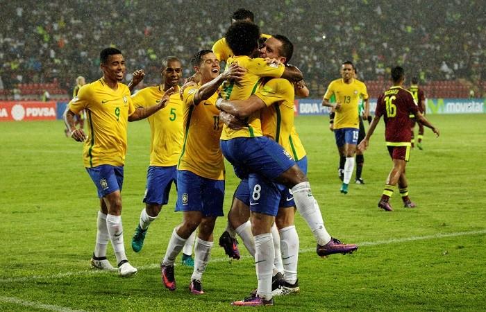 Brazil Venezuela