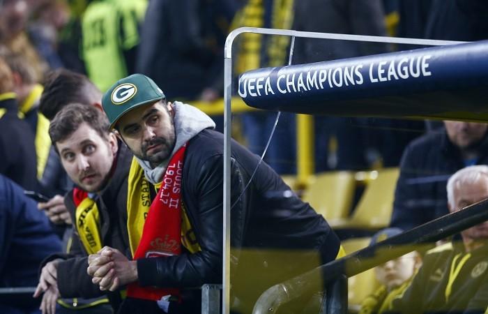Borussia Dortmund, fans, team bus, explosions, Champions League