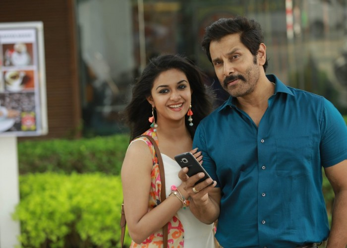 Saamy Square movie stills