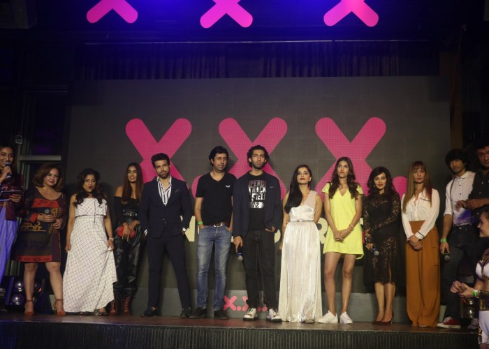 Celebs at XXX trailer launch