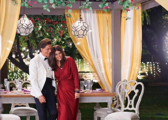 Shah Rukh Khan for Kasautii Zindagii Kay