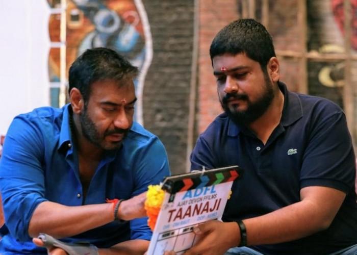 Taanaji - The Unsung Warrior: Ajay Devgn begins shooting for Om Raut's period drama