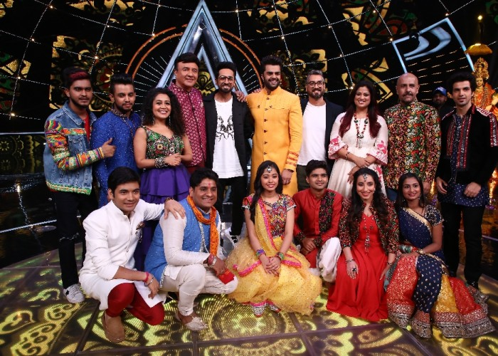 Navratri special episode on Indian Idol 10