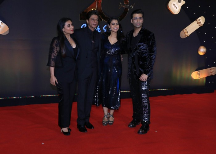Celebs at Kuch Kuch Hota Hai 20 years celebration