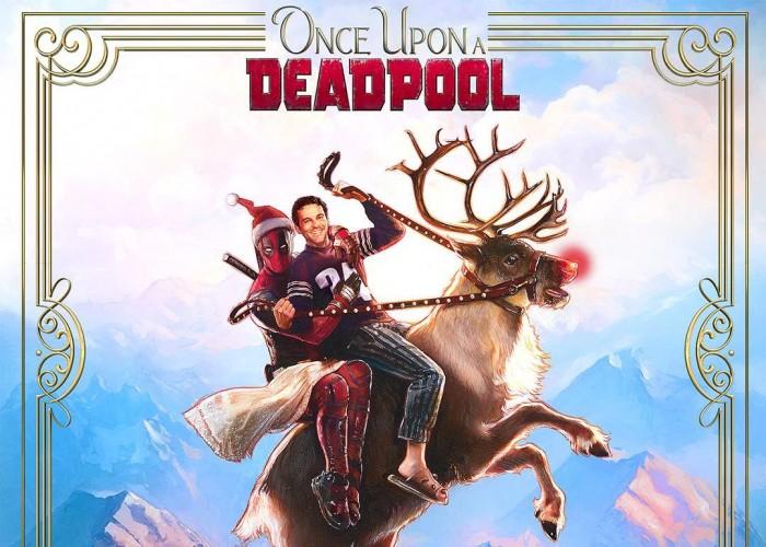 Ryan Reynolds unveils PG-13 poster of 'Deadpool 2'