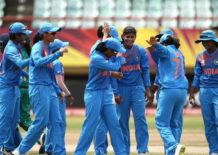 Women's World T20: Mithali Raj scores fifty as India post facile win over Pakistan