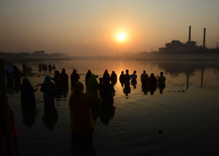 The Chhath Festival 2018