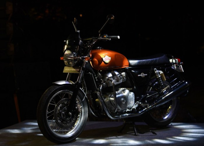 Continental GT 650 Twin and Interceptor 650 Twin By Royal Enfield
