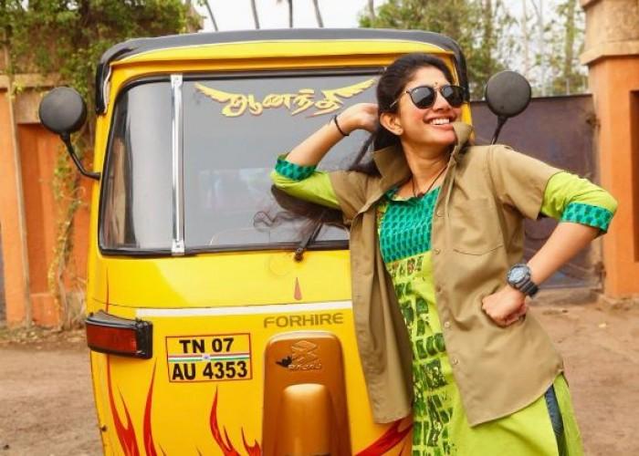 Sai Pallavi's Role In Maari 2