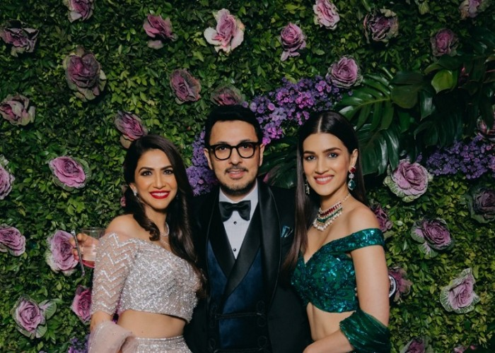 Dinesh Vijan's Post Wedding Cocktail Party