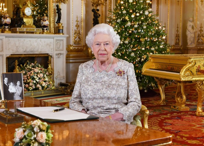 A Christmas Speech By Queen Elizabeth II