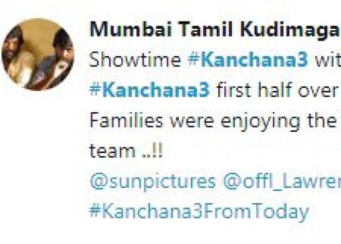 Kanchana 3 aka Muni 4 Review