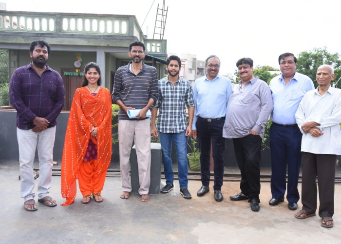 Naga Chaitanya-Sai Pallavi's movie Launched