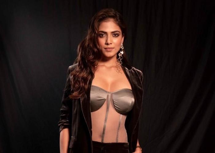 Malavika Mohanan Looking Hot