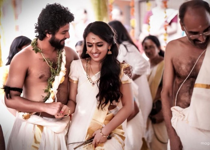 Malayalam actor Neeraj Madhav has entered wedlock with his longtime girlfriend Deepthi in a simple Hindu traditional marriage ceremony in a temple in Kannur's Sreekandapuram on 2nd April.
