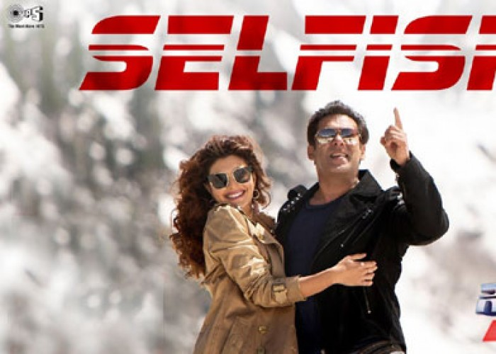 Actress Jacqueline Fernandez and Salman Khan are all set to recreate their magic with Race 3 on this Eid and the new song Selfish is just a small glimpse of it. The sizzling pair was last seen romancing to Hangover's tune in Kick which released in 2014 and it is after 4 years the pair has united on the screen to create the same magic. Interestingly 'Hangover' was Salman's debut song as a singer and in 'Selfish' he is debuting as a lyricist. The lyrics of Hangover were very quirky and same goes for Selfish. The chemistry of both the actors can be felt in both the songs.