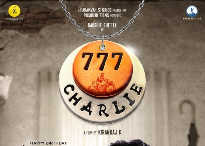 The first look of Rakshit Shetty's 777 Charlie has been released on Wednesday, June 6. Director Kiranraj K took to micro-blogging site Twitter to reveal the first look of the film by tweeting:
