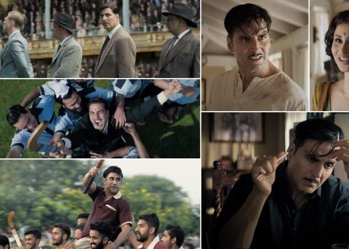 The recently dropped 'Gold' trailer is one such example that keeps you hooked till the very end. Substantial performances, boosting background score, strong visuals, and charisma of main man Akshay Kumar made the trailer high-powered. While sharing the trailer, Akshay wrote,