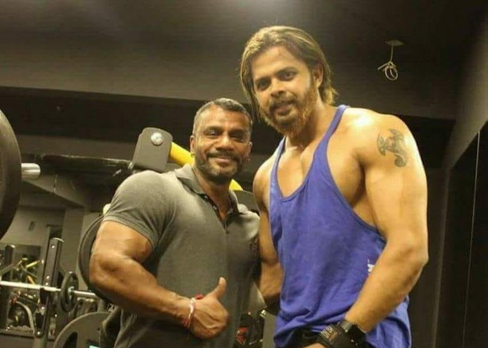 Indian bowler Sreesanth, who has been banned for playing cricket, is currently focusing on his Bodybuilding and he changed his body. He has posted videos on Instagram and goes viral on the Social media.