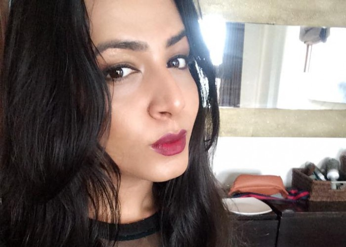 Transgender beauty queen Nitasha Biswas is all set to make her small screen debut with