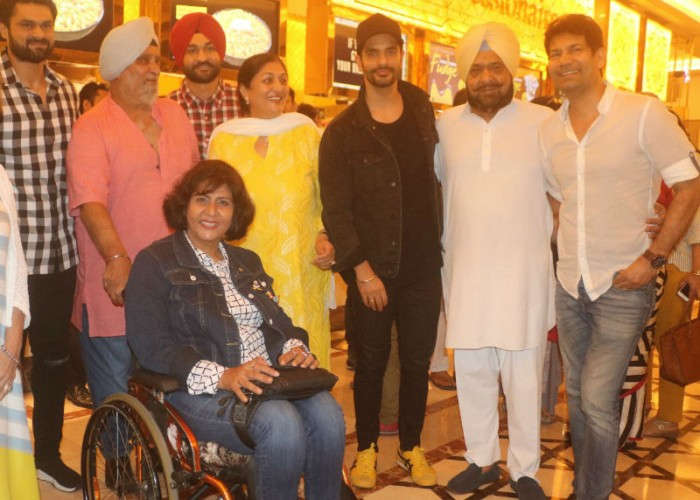 Celebs at Soorma special screening