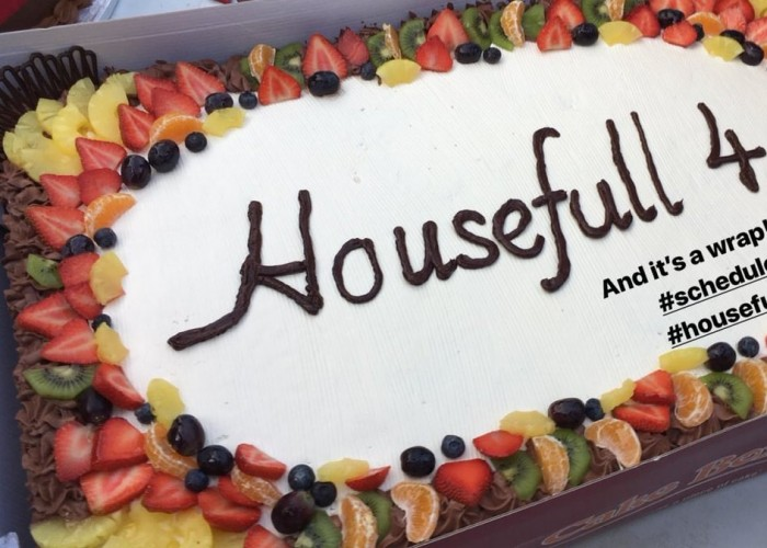 Housefull 4 first schedule wraps up in style