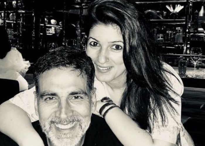 It's a working holiday for Akshay Kumar