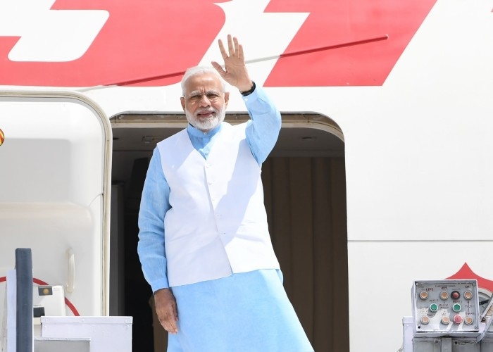 PM Modi leaves for 5-day Africa tour