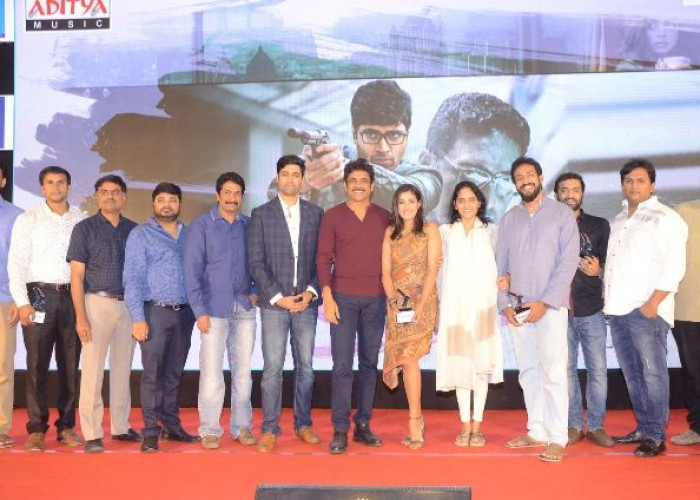 Celebs at Goodachari success meet