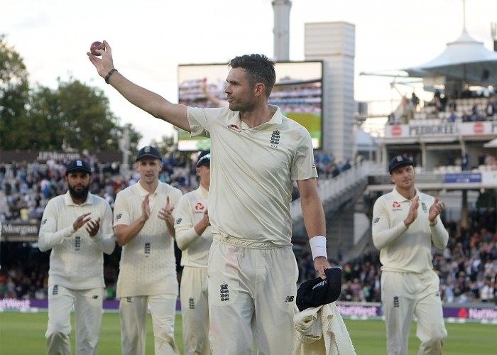 England beat India by innings & 159 run at Lord's