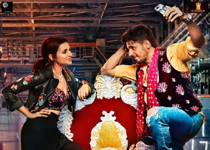 Parineeti Chopra shares first look from 'Jabariya Jodi'