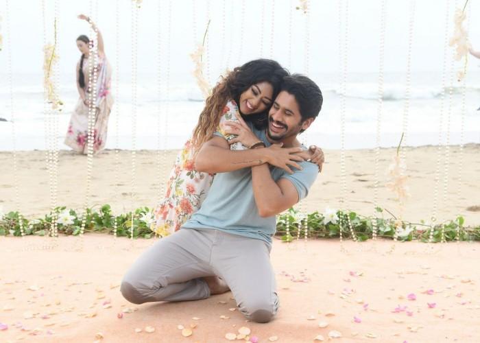 Sailaja Reddy Alludu movie stills