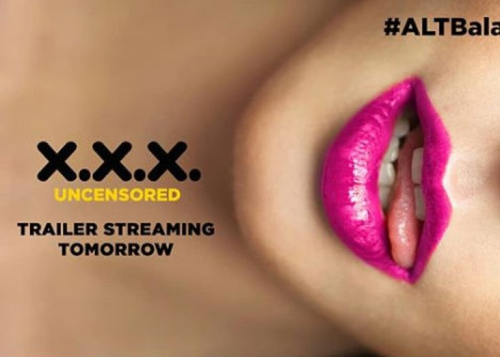 ALTBalaji's upcoming web series 'X.X.X'