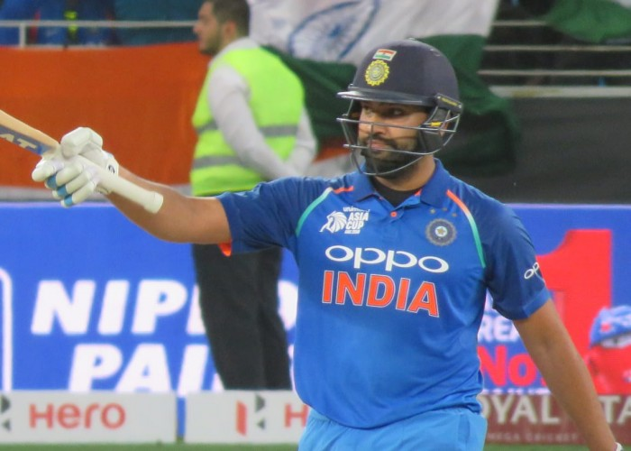 Rohit Sharma hails bowlers post crushing win over Pak