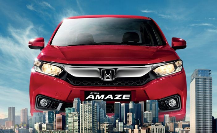 2018 Honda Amaze Details Revealed Features Diesel CVT For The First