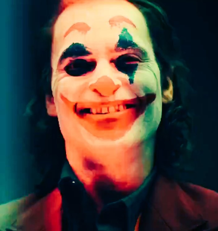 Joaquin Phoenix,Joaquin Phoenix as Joker,Joker,Joker first look,Joker first look poster,Joker poster